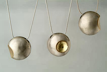 Pendants by Lisa Harrison - click to return